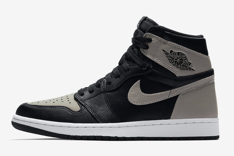 Air Jordan I High Dark Shadow