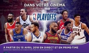 Warriors @ Spurs beIN Sports cinéma