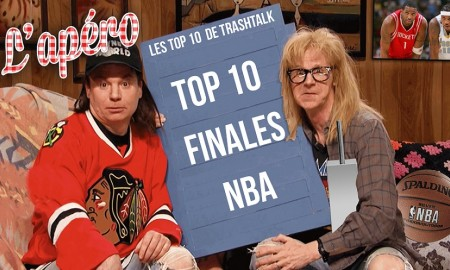 Top 10 Finales NBA