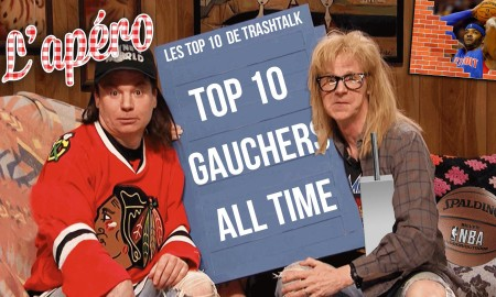 Top 10 gauchers