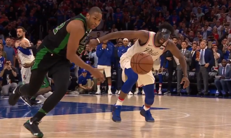 Celtics sixers horford