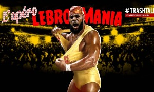 LeBron James Hulk Hogan