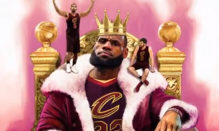 lebron James Cavaliers