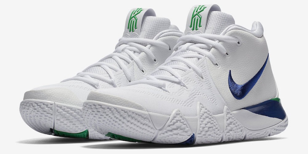 Nike Kyrie 4 Flight Pack Deep Royal