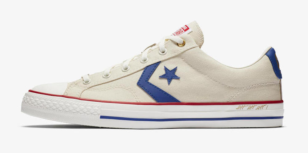 """Converse Star Player Ox """"Intangibles"""""""