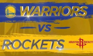 Warriors Rockets