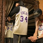 NBA Hardwood Classics Swingman Gold Collection Mitchell & Ness Pack Gold