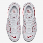 """Nike Air More Uptempo """"White/Red"""""""