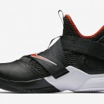 Nike LeBron Soldier 12 Bred