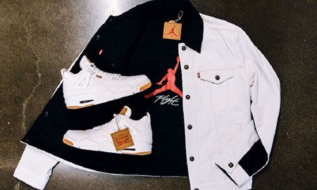Levi's x Air Jordan 4 Collection