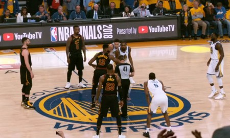 Cavaliers Warriors Finales 2018