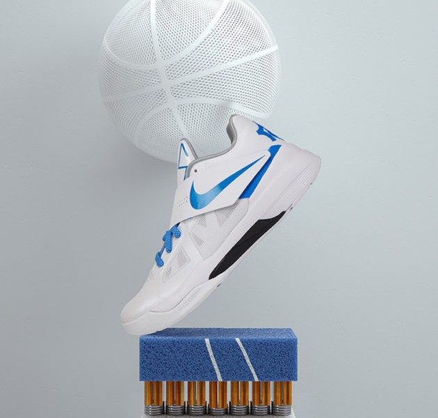 Nike Zoom KD 4 Battle Tested