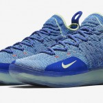 Nike KD 11 Warriors Blue