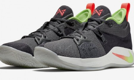 Nike PG 2 Hot Punch
