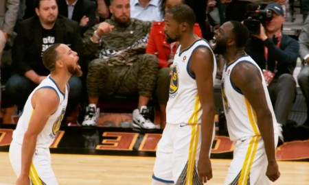 Warriors Draymond Green Stephen Curry Kevin Durant