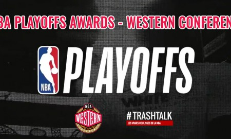 NBA Playoffs Awards Western Conference