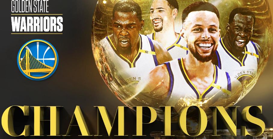 Warriors champions