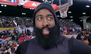James Harden 10 janvier 2020
