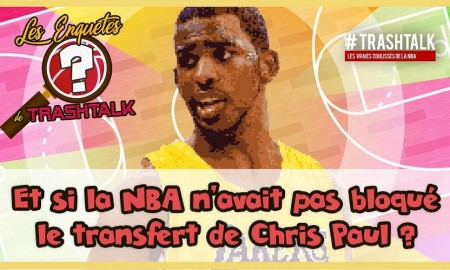 Chris Paul Lakers Enquêtes de TrashTalk