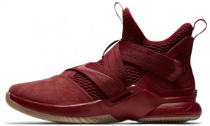 LeBron Soldier 12 Team Red