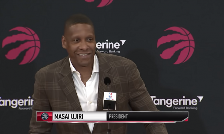 Masai Ujiri excuses
