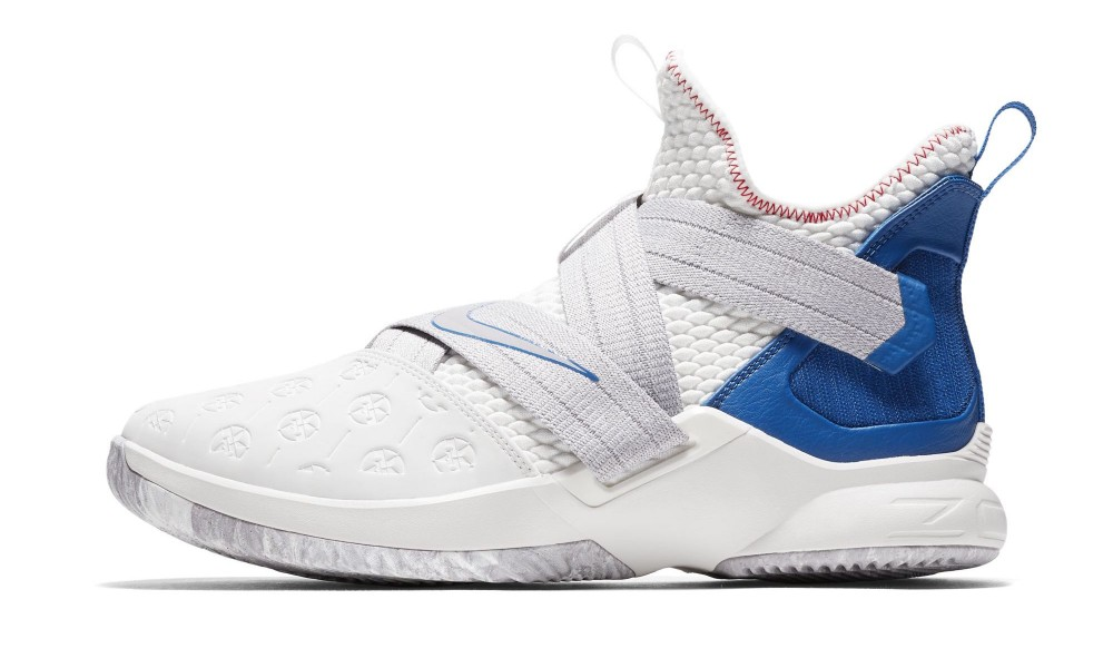 Nike LeBron Soldier 12 Summit White