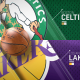 lakers Celtics