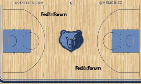 Grizzlies Memphis FedEx Forum