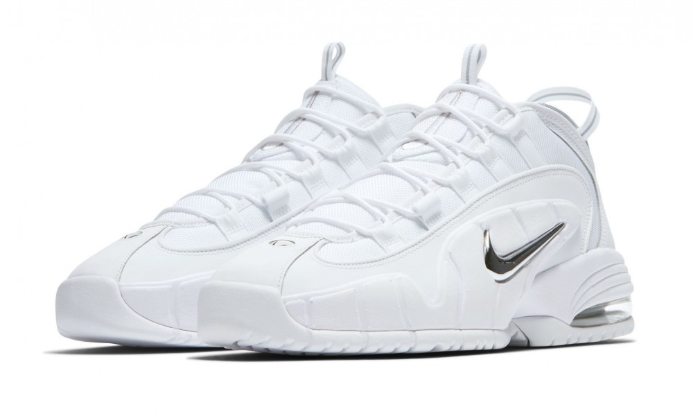 Nike Air Max Penny 1 WHite Metallic
