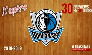 Mavs Preview 2018-19 Mavericks