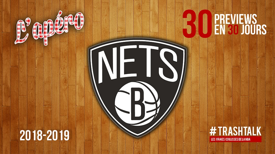 Nets Preview 2018-19