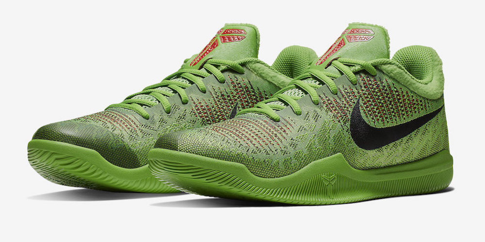 info for 0c2d5 2599d Nike Mamba Rage Grinch