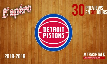Pistons Preview 2018-19