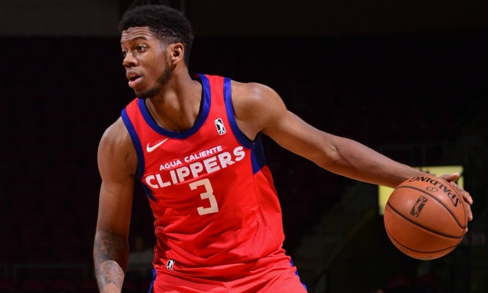 Tyrone Wallace Clippers