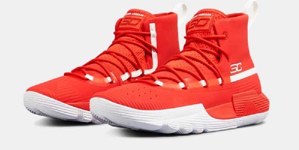 on sale a7539 b834a Under Armour Curry 3Zero II : la touche de Stephen Curry à ...