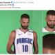 Evan Fournier Tweet