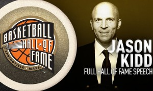 Jason Kidd Hall of Fame