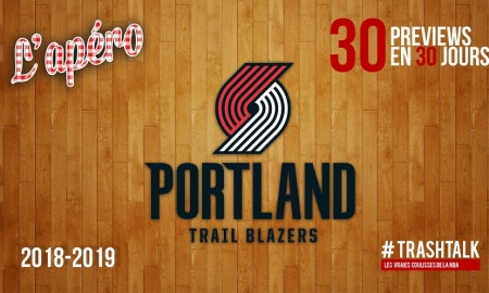 Blazers Preview 2018-19