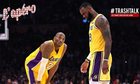 Lakers lebron kobe