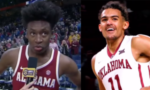 Trae Young collin sexton
