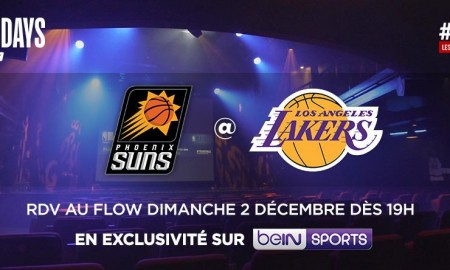Lakers Suns