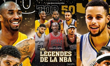 Top 50 Légendes de la NBA