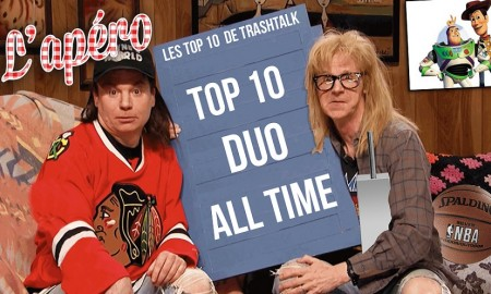 Top 10 duos