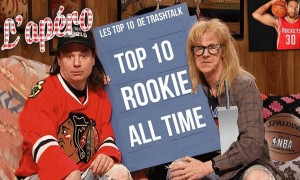 Top 10 rookie all-time