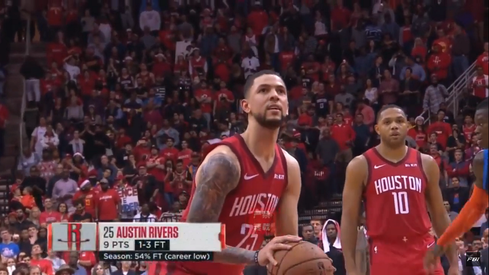 Austin Rivers Houston
