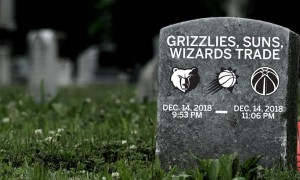 Deal Memphis Grizzlies Phoenix Suns Washington Wizards