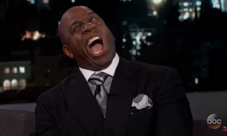 Magic Johnson Tampering