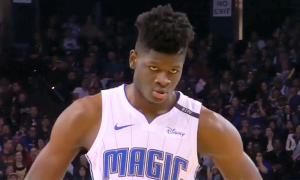 Mo Bamba Orlando Magic