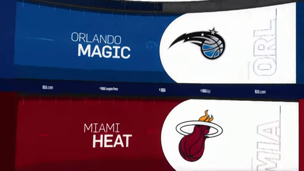 Orlando Magic vs Miami Heat