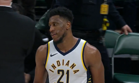 Thaddeus Young Indiana Pacers